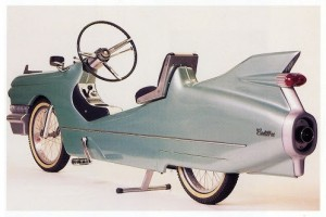 Cadillac Bike, designed by Robert Egger, 1998